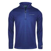 Russell Royal Heather 1/4 Zip-LIVESTRONG