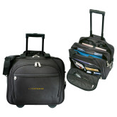 Embassy Plus Rolling Black Compu Brief-LIVESTRONG