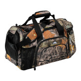 High Sierra Switchblade Kings Camo Duffel-LIVESTRONG