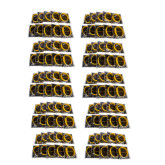 Yellow Wristbands 100/pkg-LIVESTRONG