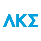 Medium Decal-Greek Letters, 7 inches wide