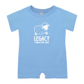 Light Blue Infant Romper-Legacy LKS