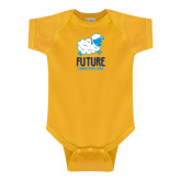 Gold Infant Onesie-Future LKS