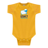 Gold Infant Onesie-Legacy LKS