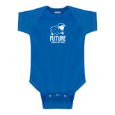 Royal Infant Onesie-Future LKS