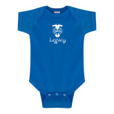 Royal Infant Onesie-Legacy w LKS Lamb