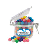 Dubble Bubble Gumballs Small Round Canister-Greek Letters