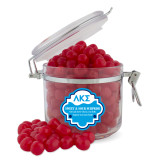 Sweet & Sour Cherry Surprise Round Canister-Greek Letters