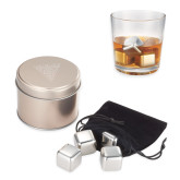 Bullware Beverage Cubes Set-Crest Engraved