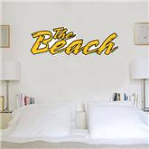 2 ft x 6 ft Fan WallSkinz-The Beach
