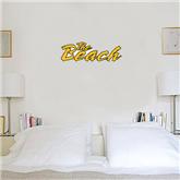 1 ft x 3 ft Fan WallSkinz-The Beach