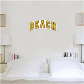 1 ft x 3 ft Fan WallSkinz-Arched Beach