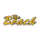 Medium Decal-The Beach