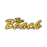Small Decal-The Beach