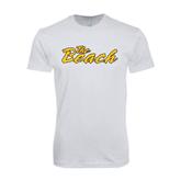 SoftStyle White T Shirt-The Beach