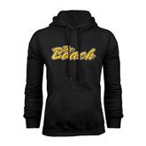 Black Fleece Hoodie-The Beach
