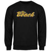 Black Fleece Crew-The Beach