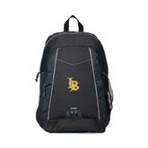 Impulse Black Backpack-Interlocking LB
