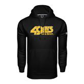 Under Armour Black Performance Sweats Team Hoodie-49ers Long Beach