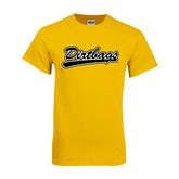 Gold T Shirt-Dirtbags