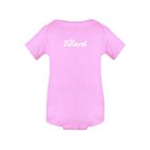 Light Pink Infant Onesie-The Beach