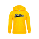 Youth Gold Fleece Hoodie-Dirtbags