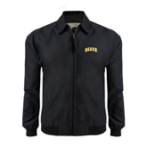 Black Players Jacket-Arched Beach