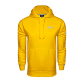 Under Armour Gold Performance Sweats Team Hoodie-The Beach