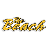 Extra Large Magnet-The Beach
