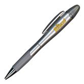 Silver/Silver Blossom Pen/Highlighter-The Beach