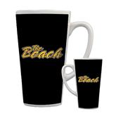 Full Color Latte Mug 17oz-The Beach