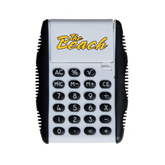 White Flip Cover Calculator-The Beach