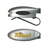 Silver Bullet Clip Sunglass Holder-The Beach