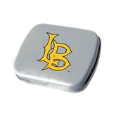 Silver Rectangular Peppermint Tin-Interlocking LB