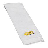 White Golf Towel-49ers Long Beach