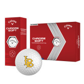 Callaway Chrome Soft Golf Balls 12/pkg-Interlocking LB