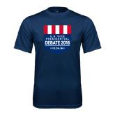 Performance Navy Tee-US Vice Presidental Debate 2016