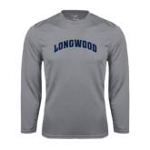 Performance Steel Longsleeve Shirt-Arched Longwood