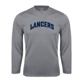 Performance Steel Longsleeve Shirt-Arched Lancers