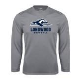 Performance Steel Longsleeve Shirt-Softball