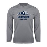 Performance Steel Longsleeve Shirt-Alumni