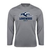 Performance Steel Longsleeve Shirt-Golf