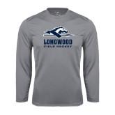 Performance Steel Longsleeve Shirt-Field Hockey