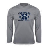 Performance Steel Longsleeve Shirt-Cross Country Design