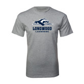 Grey T Shirt-Lacrosse