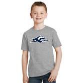 Youth Grey T-Shirt-Lancer