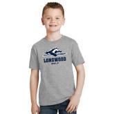 Youth Grey T-Shirt-Golf