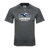 Under Armour Carbon Heather Tech Tee-Grandpa