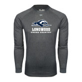Under Armour Carbon Heather Long Sleeve Tech Tee-Cross Country