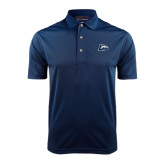 Navy Dry Mesh Polo-L Horse